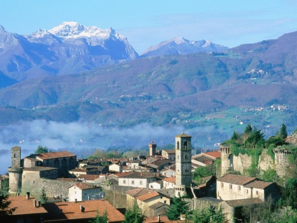 Castiglione di Garfagnana Tuscany_