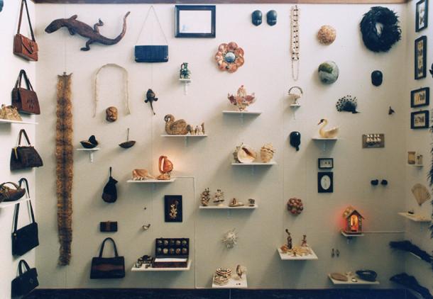 Silvia B - 7, La vie est si genante-Salle de Bains1998