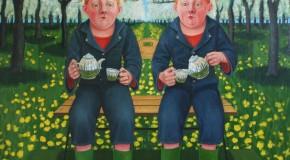 World Fine Art Professionals and their Key-Pieces, 66 - Joyce Eijkhout