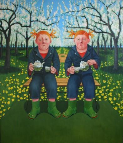 Joyce - 1, Appeltjes van Oranje 2003