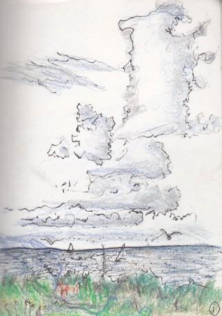 Rene - 9, Wolken