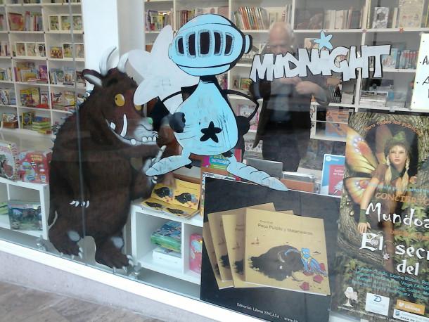 Bookshop Librito, Malaga