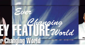 "Key Feature ""Ever Changing world"""