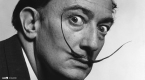 World Fine Art Professionals and their Key-Pieces, 83 - Salvador Dalí