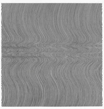 bridget riley - MB 3, current