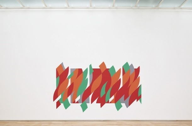 bridget riley - MB 7, Rajasthan-