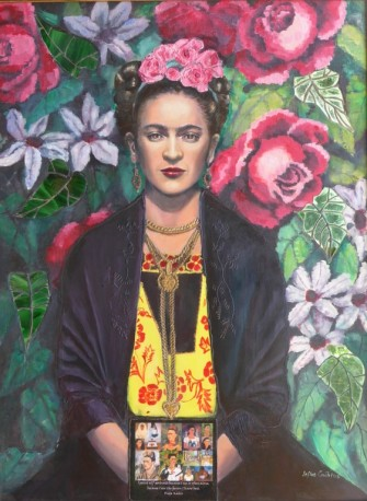 iefke MB - 1, Frida Kahlo