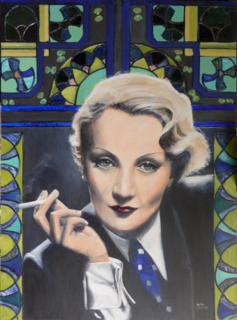 iefke - MB 5, Marlene Dietrich
