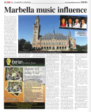 Marbella music influence - Euro Weekly News