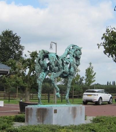 nelson - 9, Paard te Retie-
