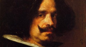 World Fine Art Professionals and their Key-Pieces, 94 - Velázquez