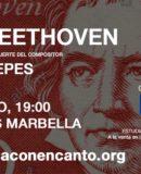 """MÚsica Con Encanto, """"Para Beethoven"""" En El 190º Aniversario De La Muerte Del Compositor ."""