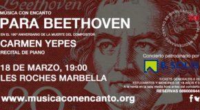 """M�sica Con Encanto, """"Para Beethoven"""" En El 190º Aniversario De La Muerte Del Compositor ."""