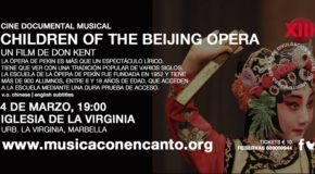 Cine Documental Musical  | Children of the Beijing Opera