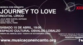 """JOURNEY TO LOVE""  M�SICA CON ENCANTO"