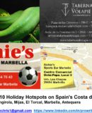 Germans' 10 Holiday Hotspots on Spain's Costa del Sol
