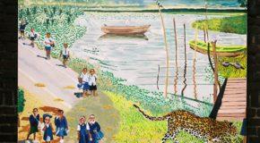 World Fine Art Professionals and their Key-Pieces, 128 - Renneke van der Linden