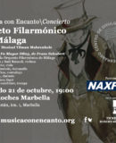 Musica con Encanto/Concierto- Franz Schubert