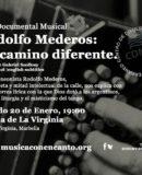 """""""RODOLFO MEDEROS: UN CAMINO DIFERENTE"""" – MÚSICA CON ENCANTO"""