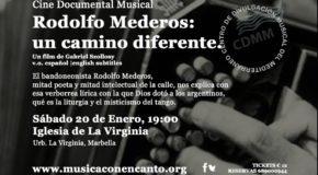 """""""RODOLFO MEDEROS: UN CAMINO DIFERENTE"""" - M�SICA CON ENCANTO"""