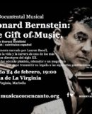 "M�SICA CON ENCANTO-""LEONARD BERNSTEIN: THE GIFT OF MUSIC"""