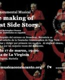 "MÚSICA CON ENCANTO-""THE MAKING OF WEST SIDE STORY"""