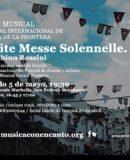 MÚSICA CON ENCANTO V FESTIVAL INTERNACIONAL DE JIMENA DE LA FRONTERA
