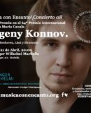 M�SICA CON ENCANTO PRESENTA -EVGENY KONNOV