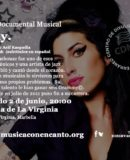 "M�SICA CON ENCANTO PRESENTA CINE DOCUMENTAL MUSICAL ""AMY"""