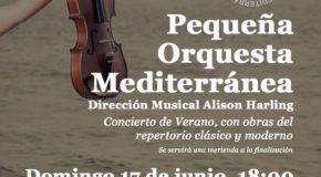 "M�SICA CON ENCANTO PRESENTA-""PEQUE�A ORQUESTA MEDITERR�NEA"""