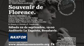 """M�SICA CON ENCANTO - """"SOUVENIR DE FLORENCE""""                                                                                                                                        By Maria Testa"""