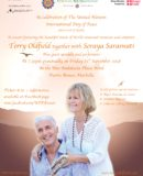 M�SICA CON ENCANTO - Terry Oldfield together with Soraya Saraswati