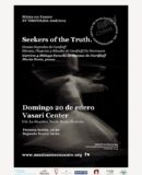 "MÚSICA CON ENCANTO PRESENTA RECITAL DE DANZAS Y MÚSICAS SAGRADAS ""SEEKERS OF THE TRUTH"""