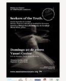 """M�SICA CON ENCANTO PRESENTA RECITAL DE DANZAS Y M�SICAS SAGRADAS """"SEEKERS OF THE TRUTH"""""""