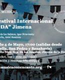 "VIAJE MUSICAL ""V FESTIVAL INTERNACIONAL ""CODA"" JIMENA DE LA FRONTERA"