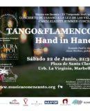 """MÚSICA CON ENCANTO PRESENTA -""""TANGO&FLAMENCO, HAND IN HAND"""""""