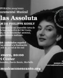 MÚSICA CON ENCANTO PRESENTA – Cine Documental Musical CALLAS ASSOLUTA
