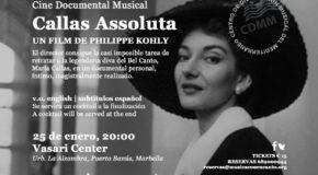 M�SICA CON ENCANTO PRESENTA - Cine Documental Musical CALLAS ASSOLUTA