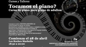 M�SICA CON ENCANTO PRESENTA - TOCAMOS EL PIANO? SEGUNDA EDICI�N