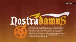 Nostradamus - Music and Lyrics by Dario Poli and Roberto Danova