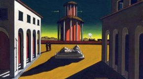 World Fine Art Professionals and their Key-Pieces, 283 - Giorgio de Chirico