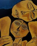 World Fine Art Professionals and their Key-Pieces, 287 - Oswaldo Guayasamín