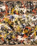 World Fine Art Professionals and their Key-Pieces, 290 - Jackson Pollock