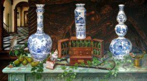 World Fine Art Professionals and their Key-Pieces, 301- Sonja ter Heijden