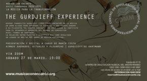 M�SICA CON ENCANTO - Pesenta - The Gurdieff Experiance