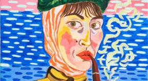 World Fine Art Professionals and their Key-Pieces, 308 - Carmen Schabracq