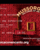 """Música con Encanto Presenta – """"Cuadros De Una Exposicion"""""""