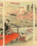 World Fine Art Professionals and their Key-Pieces, 326 - Ogata Gekko